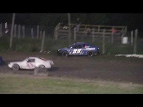 Genesee Speedway Bandit Feature 7-20-17