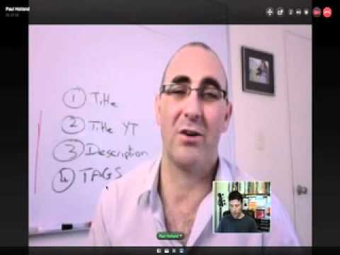 Paul Holland Interview - THE Video Marketing Go-To Guy
