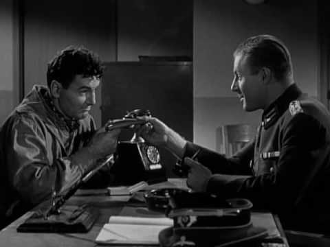 John Sutton in TONIGHT WE RAID CALAIS (1943)