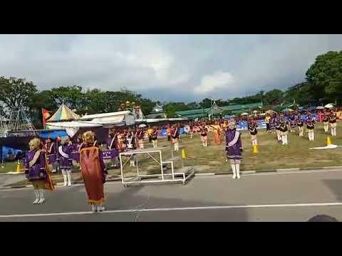Marching Band MTsN 1 Bukittinggi BOMC 2019