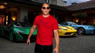 O estilo de vida de Vin Diesel