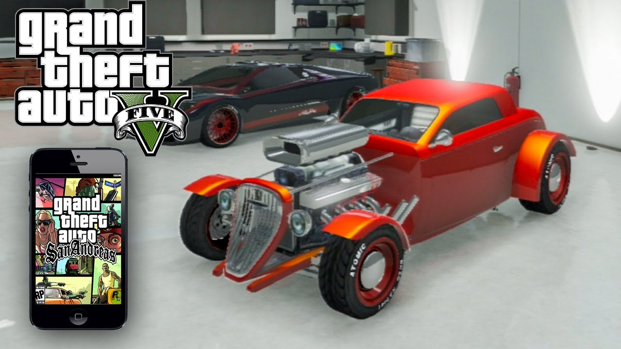 Gta How To Legitly Get Hotknife Electric Car Khamelion
