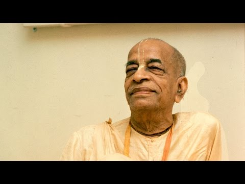 """Krishna's Service-Absolute Delight"" by Srila Prabhupada (SB 3.25.38) Bombay, December 7, 1974"
