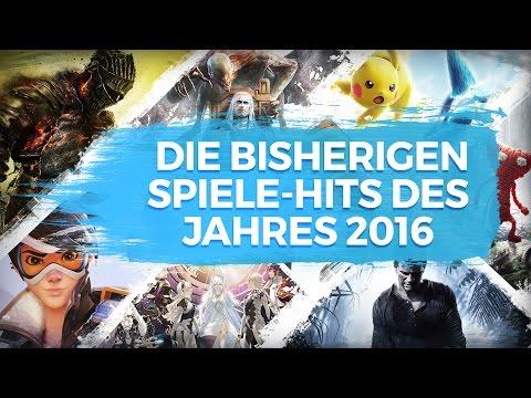 Supercut: Die bislang besten Spiele aus 2016