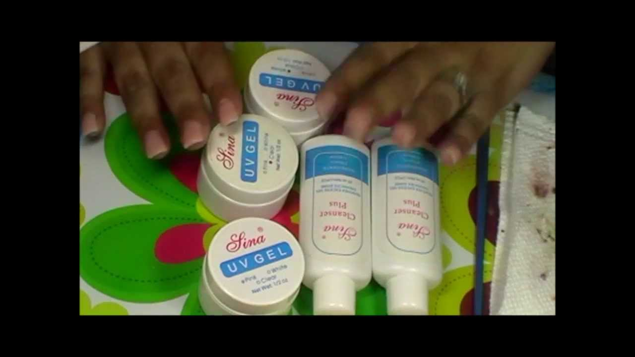BORN PRETTY STORE REVIEW - UV GELS - YouTube