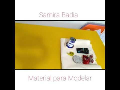 Aula 01 - Lista De Materiais Para Modelar