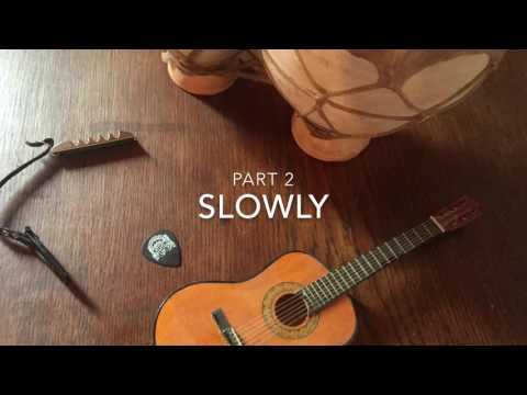 Wonderwall chords, acoustic guitar (Oasis cover)
