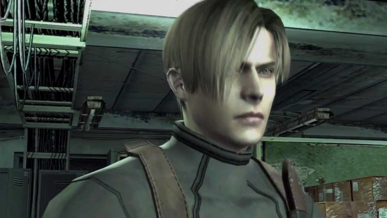 Resident Evil 4 Cutscenes Hd Leon S Cutscenes 7 Youtube