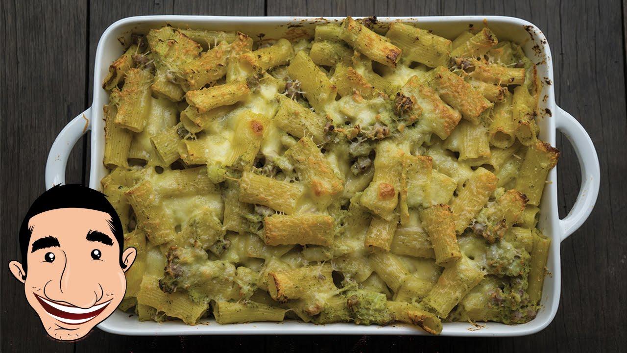 Pasta Bake Recipe Pasta Al Forno Baked Pasta Youtube