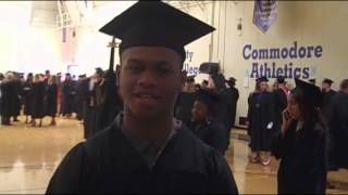 Early College High School Graduate Demarea Hill