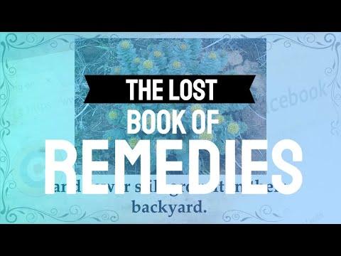 The Lost Book Of Remedies - the lost book of remedies - the lost book of herbal remedies(2020)
