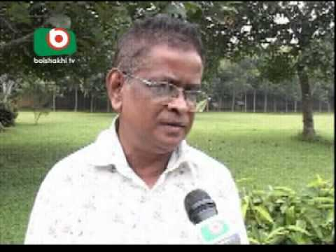 OBAIDUL GANI CHANDON WITH HUMAYUN AHMED