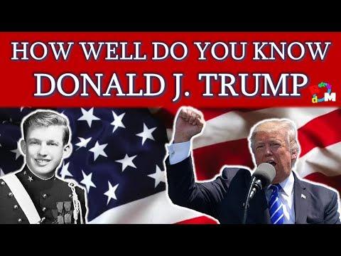 Random Quiz - How Well do you know Donald Trump? (+4 more rounds!)