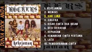 Download lagu ROCKERS   KEKEJAMAN 1988 FULL ALBUM
