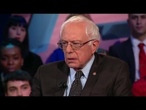 Bernie Sanders: 'Donald Trump is a pathological liar...