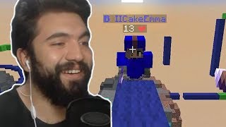 YENİ KİLL REKORUM (Efsane Mücadele) !!! Minecraft: BED WARS