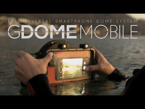 Un dôme universel pour smartphone pour vos photos sous-marines