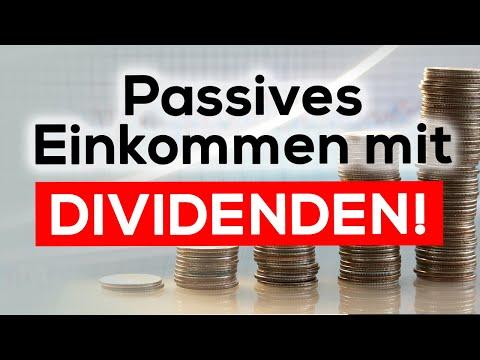 Dividenden: 1.000€ im Monat - realistisch?