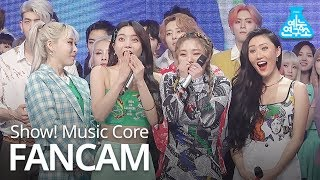 [예능연구소 직캠] MAMAMOO - gogobebe, 마마무 - 고고베베 No.1 encore ver. @Show! Music Core 20190330