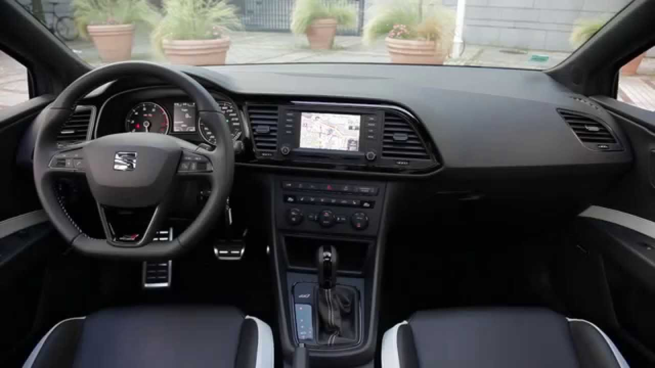 essai seat leon sc tsi 280ch dsg6 cupra youtube. Black Bedroom Furniture Sets. Home Design Ideas