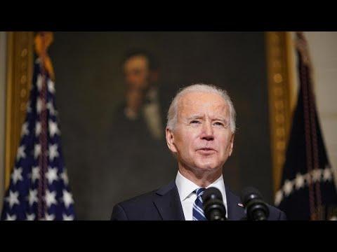 مجلس الشيوخ الأمريكي يقر خطة بايدن لتحفيز الاقتصاد المتضرر جراء جائحة فيروس كورونا  - نشر قبل 16 ساعة