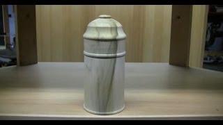 Poplar Box w Lid (thecrookednail)
