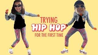 I Tried Going To A Hip Hop Class
