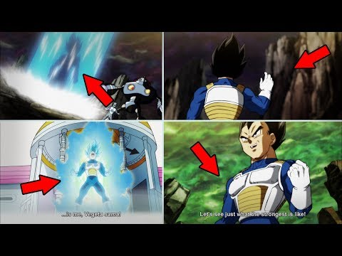 7 MAJOR Hints/Evidences Showing Vegeta Ascending and winning The Tournament Of Power