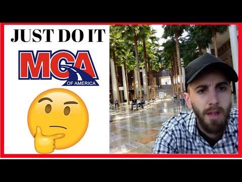 Join MCA TodayMCA Training Website