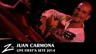 "Juan Carmona - ""Pipindorio"" - LIVE"