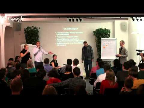Social Innovation Camp: Závěrečné prezentace a vyhlášení výsledků