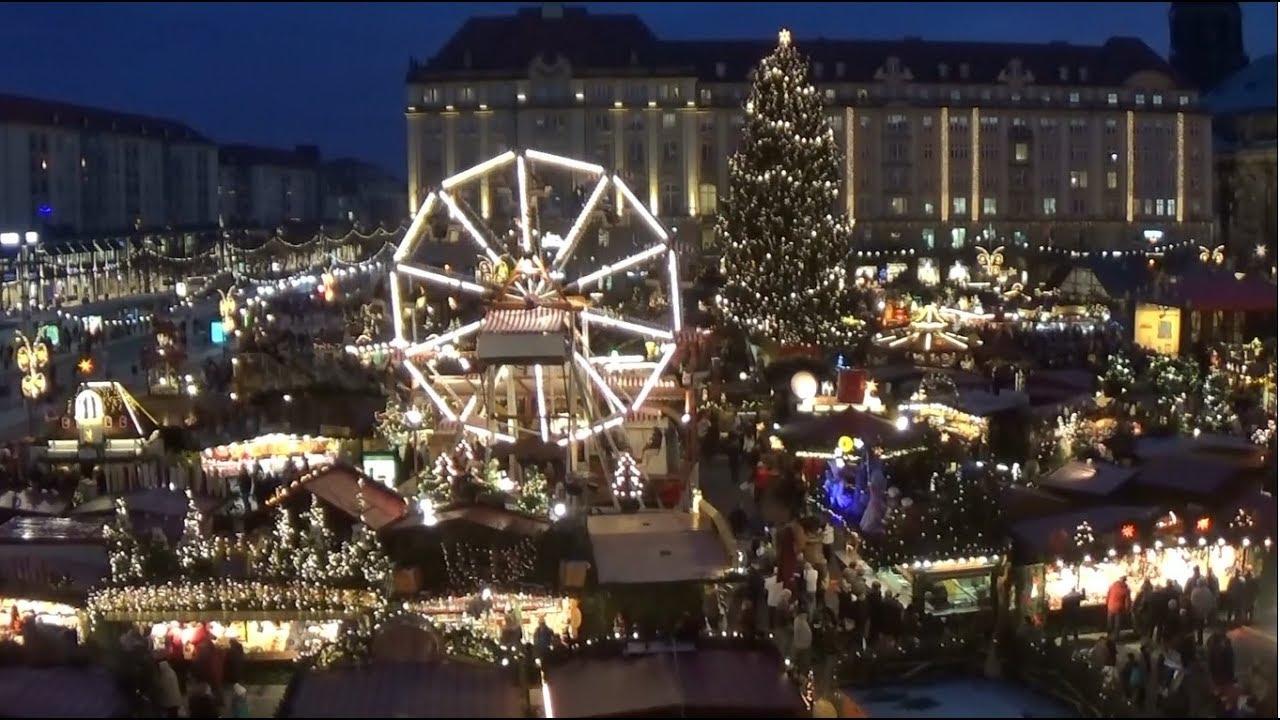 christmas market germany striezelmarkt dresden christmas market dresden germany