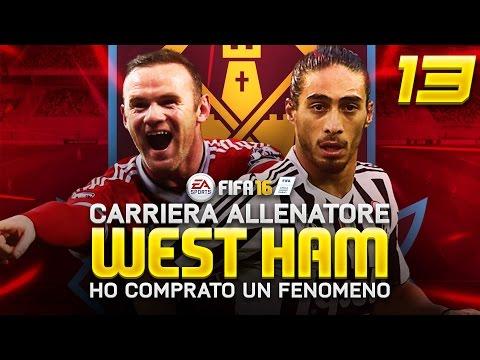 FIFA 16 | CARRIERA ALLENATORE WEST HAM - HO COMPRATO UN FENOMENO! - EP.13
