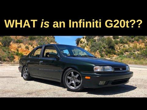 The Infiniti You Never Heard of - One Take