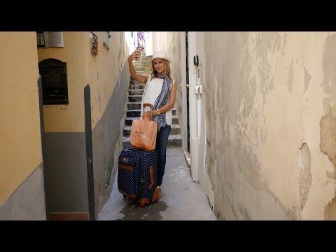 Speed Train Scene, Amalfi Coast to Rome in Style | Burykin Family