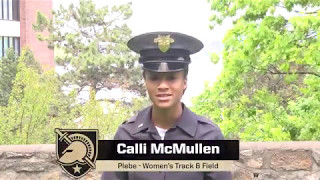 Athlete of the Week: Calli McMullen - Women's Track & Field
