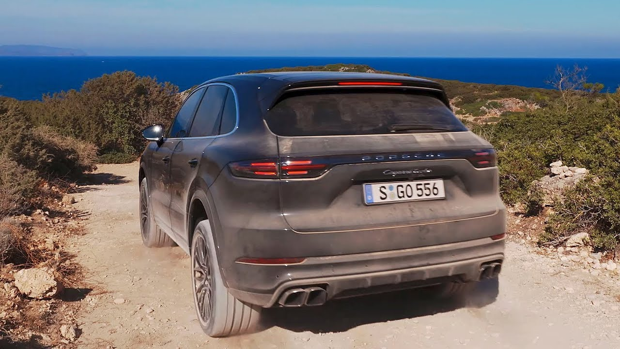 2018 porsche cayenne turbo off road youtube. Black Bedroom Furniture Sets. Home Design Ideas