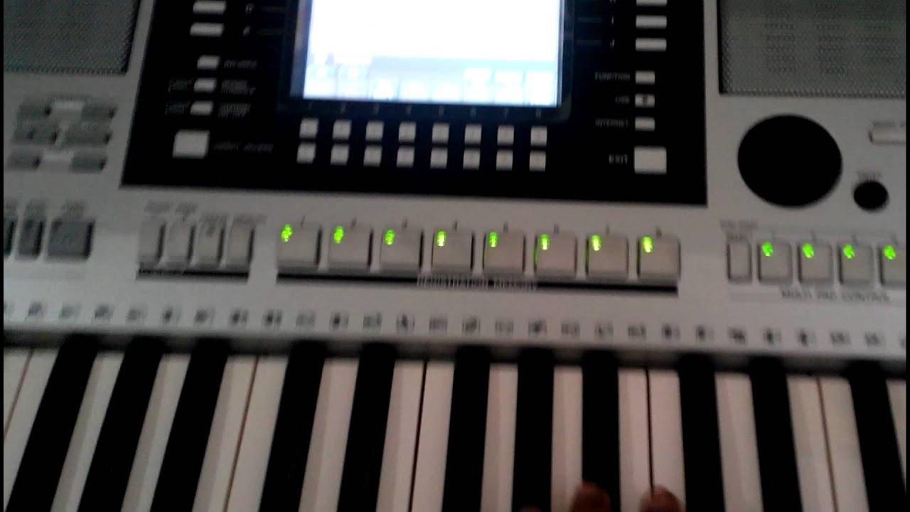 Tutorial Cara Setting Voice Di Keyboard Yamaha Youtube