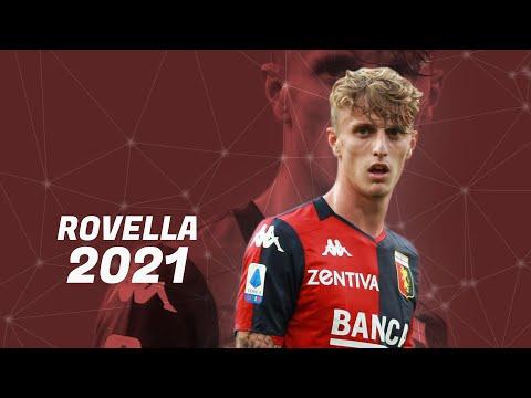 Nicolò Rovella - Amazing Skills, Passes & Tackles - 2021