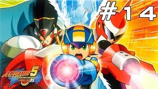 Mega Man Battle Network 5: Double Team DS - Part 14: Old Games = Awesome Music
