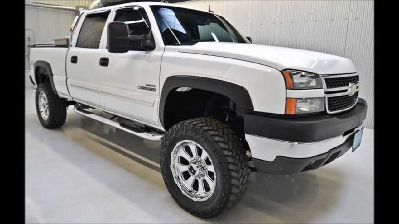 All Chevy 2003 chevy 2500hd : 2003 Chevy 2500HD Diesel Lifted Truck For Sale - YouTube