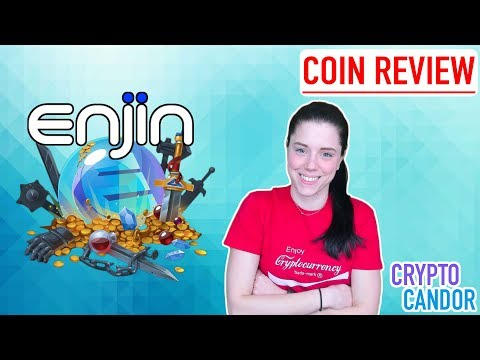 Enjin | $ENJ | Build Blockchain Based Games