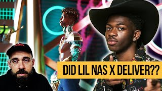 "Lil Nas X ""Panini"" Review - Is He A 1 Hit Wonder?"