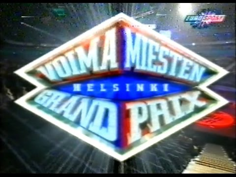 Strong Man grand prix Helsinki 1999: