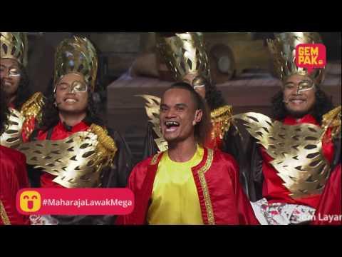 Sorotan Maharaja Lawak Mega 2017 - Minggu 8