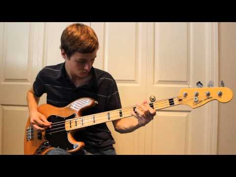 Rush - YYZ Bass Cover