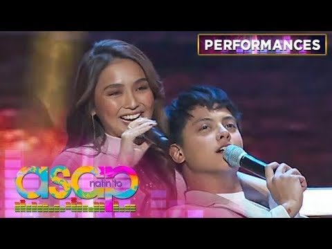 Kathryn and Daniel perform a duet of 'Yakap Sa Dilim' in the Bay Area   ASAP Natin 'To