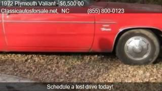 1972 Plymouth Valiant Scamp for sale in Nationwide, NC 27603 #VNclassics