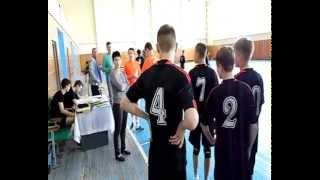 Поездка в Киев на гандбольный турнир