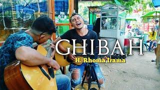 Ghibah (H. Rhoma Irama) Cover by Junior Dompu